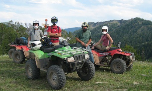 4 Hour ATV Rentals (Unguided)