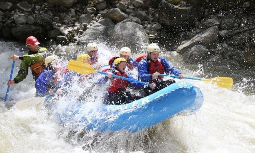 Gallatin River Whitewater Rafting (Half Day) in Big Sky, Montana