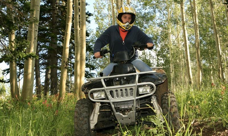 ATV Ride on Shadow Mountain (1/2 Day)