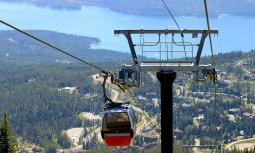 Whitefish Mountain Scenic Chairlift Ride