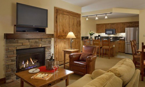 Luxury Studio in Teton Village, Wyoming